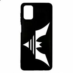 Чохол для Samsung M51 Batman three line
