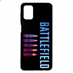 Чохол для Samsung M51 Battlefield 5 bullets