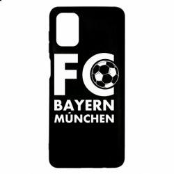Чохол для Samsung M51 Баварія Мюнхен