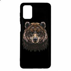 Чохол для Samsung M51 Bear graphic