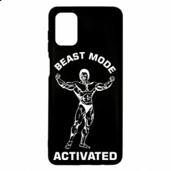 Чехол для Samsung M51 Beast mode activated
