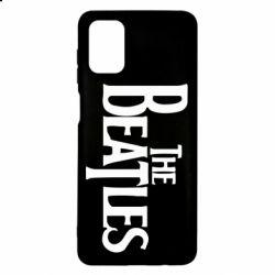 Чохол для Samsung M51 Beatles