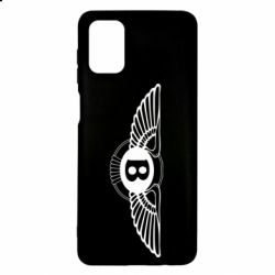 Чохол для Samsung M51 Bentley wings