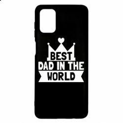 Чехол для Samsung M51 Best dad in the world