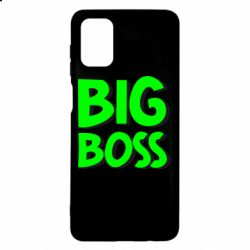 Чехол для Samsung M51 Big Boss