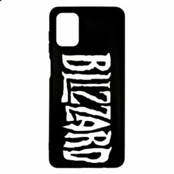 Чохол для Samsung M51 Blizzard Logo