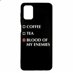 Чохол для Samsung M51 Blood of my enemies