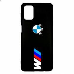 Чохол для Samsung M51 BMW M