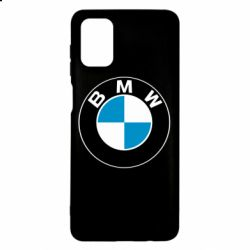 Чехол для Samsung M51 BMW Small