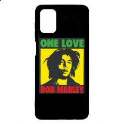 Чехол для Samsung M51 Bob Marley One Love