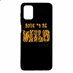 Чохол для Samsung M51 Born to be wild sinse 1989