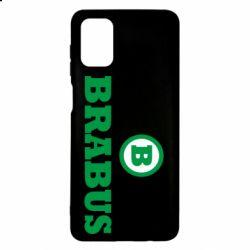 Чехол для Samsung M51 Brabus