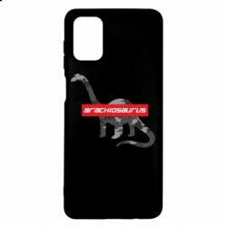 Чехол для Samsung M51 Brachiosaurus
