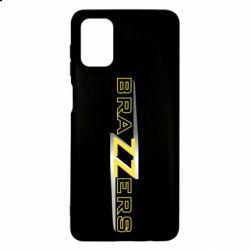 Чохол для Samsung M51 Brazzers new