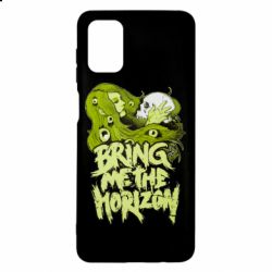 Чохол для Samsung M51 Bring me the horizon