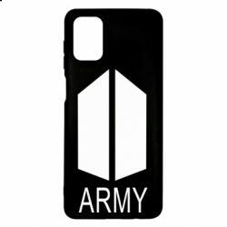 Чохол для Samsung M51 Bts army