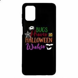 Чохол для Samsung M51 Bugs Hisses and Halloween Wishes