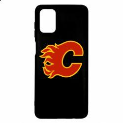 Чехол для Samsung M51 Calgary Flames