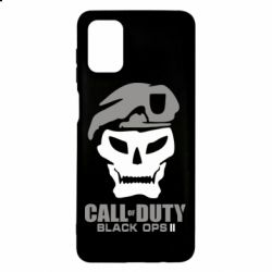Чехол для Samsung M51 Call of Duty Black Ops 2