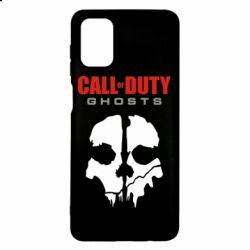 Чохол для Samsung M51 Call of Duty Ghosts
