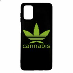 Чохол для Samsung M51 Cannabis