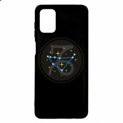 Чехол для Samsung M51 Capricorn constellation