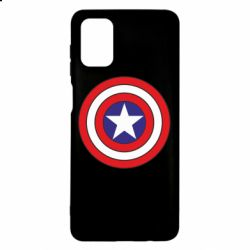 Чехол для Samsung M51 Captain America