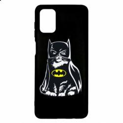 Чохол для Samsung M51 Cat Batman