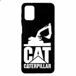 Чохол для Samsung M51 Caterpillar cat