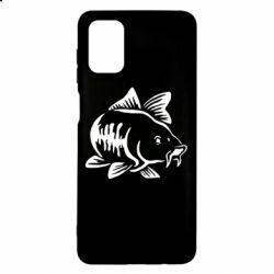 Чохол для Samsung M51 Catfish