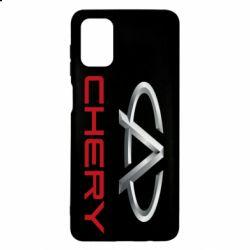 Чехол для Samsung M51 Chery Logo
