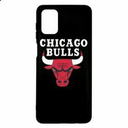 Чехол для Samsung M51 Chicago Bulls Classic