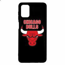 Чохол для Samsung M51 Chicago Bulls vol.2