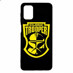 Чехол для Samsung M51 Clone Trooper