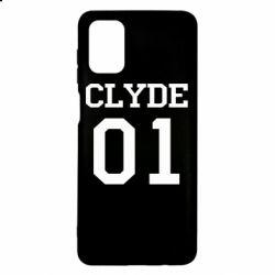 Чехол для Samsung M51 Clyde 01