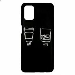 Чохол для Samsung M51 Coffee and whiskey