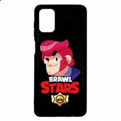Чехол для Samsung M51 Colt from Brawl Stars