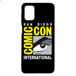 Чохол для Samsung M51 Comic-Con International: San Diego logo