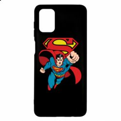 Чохол для Samsung M51 Comics Superman