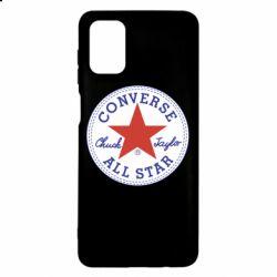 Чохол для Samsung M51 Converse