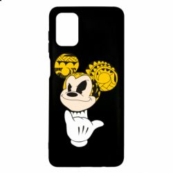 Чохол для Samsung M51 Cool Mickey Mouse