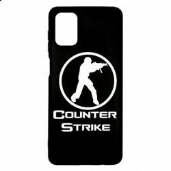 Чехол для Samsung M51 Counter Strike