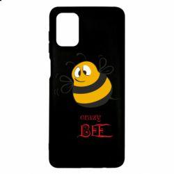 Чехол для Samsung M51 Crazy Bee
