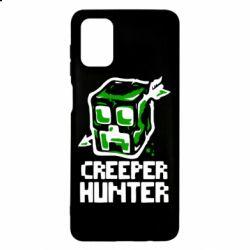 Чехол для Samsung M51 Creeper Hunter
