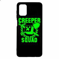 Чохол для Samsung M51 Creeper Squad