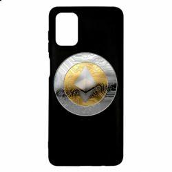 Чехол для Samsung M51 Cryptomoneta