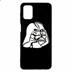 Чехол для Samsung M51 Darth Vader