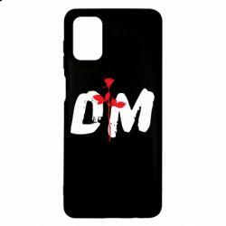 Чехол для Samsung M51 depeche mode logo