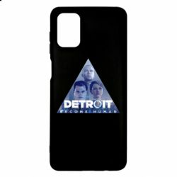 Чохол для Samsung M51 Detroit: Become Human