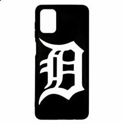 Чохол для Samsung M51 Detroit Eminem
